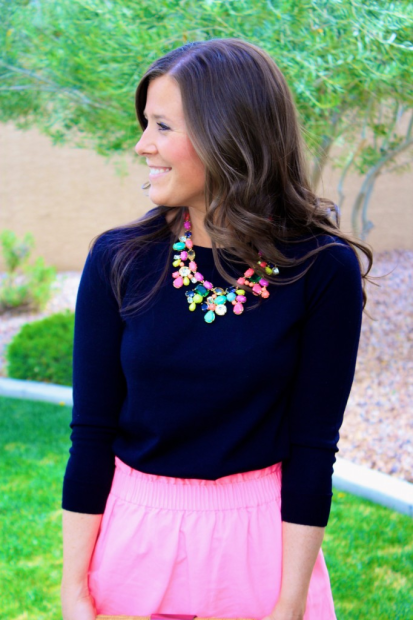 Source / Similar multi-colored necklace