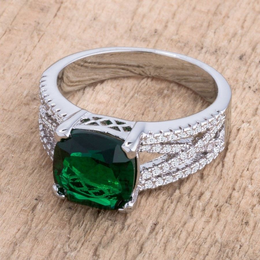 rings of carat lovely diamond emerald new ct engagement cut ring