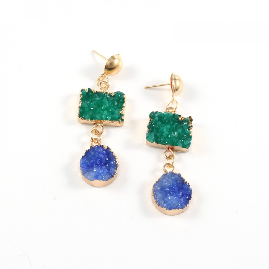 earrings greenerrings that green shop outfit product pom