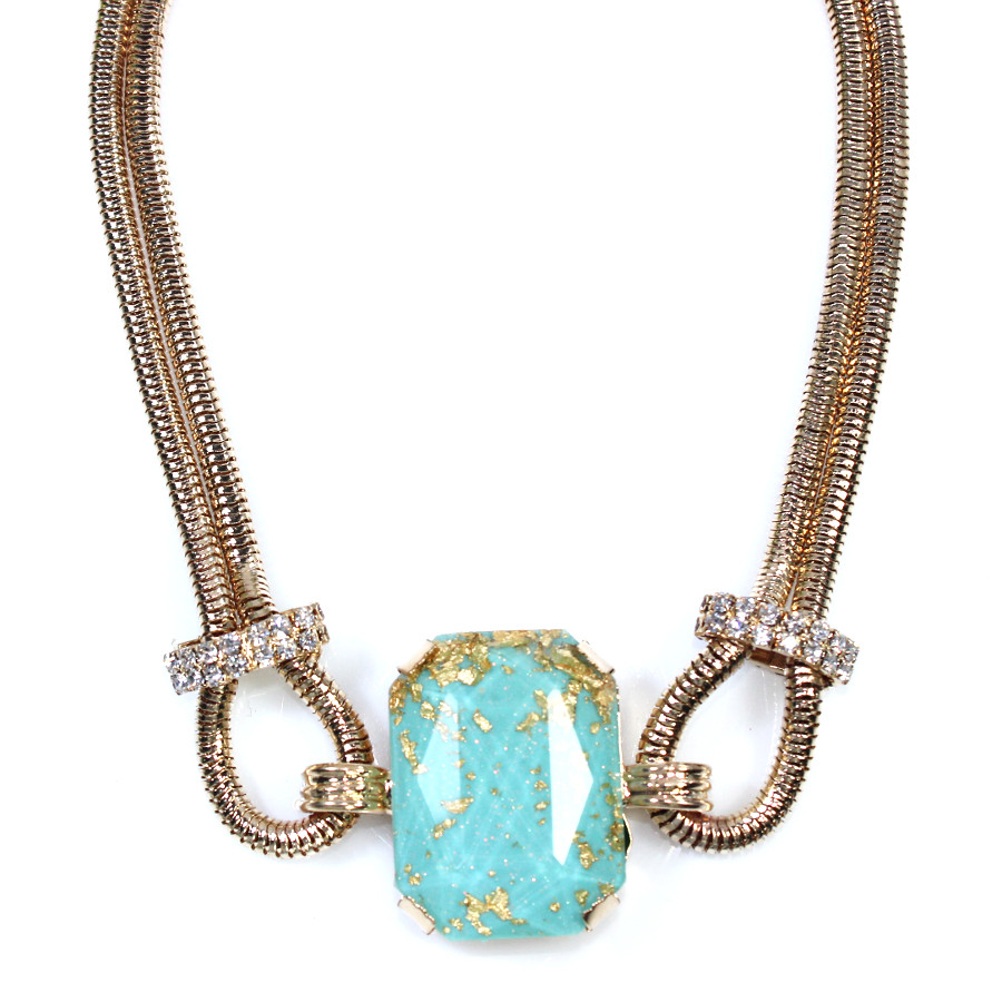 little lovely turquoise of z pendant house necklace products stone