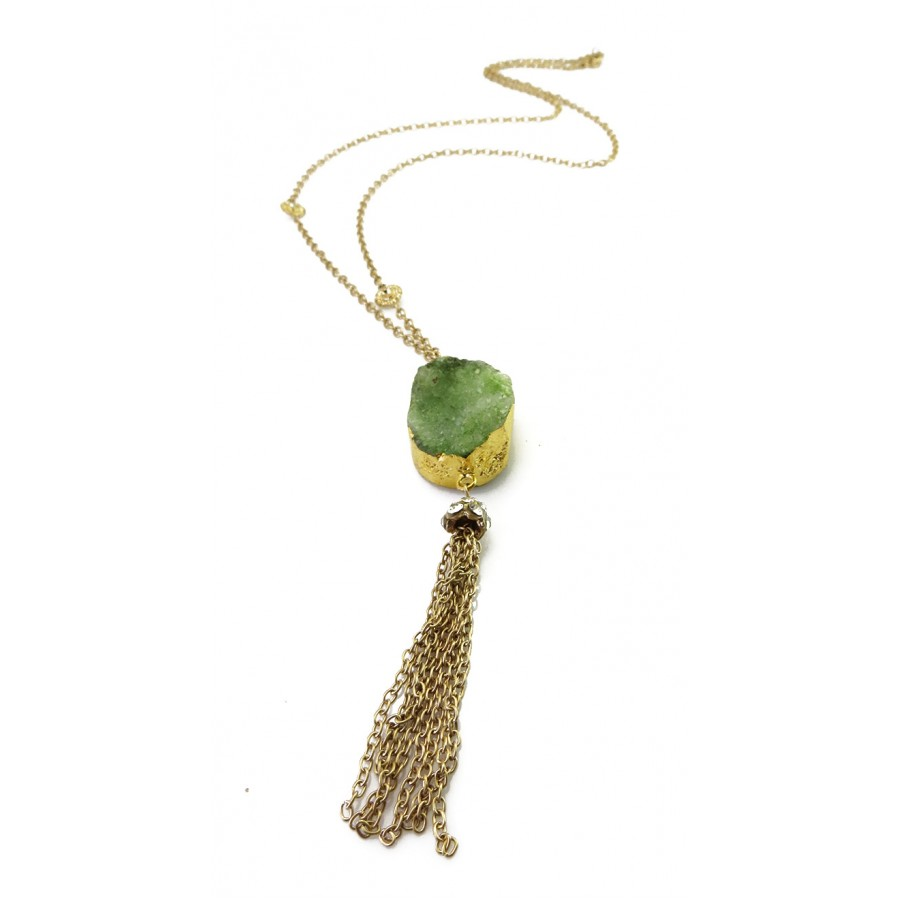 online price earring antiquated n e products set only rouge stone look b green gold necklace