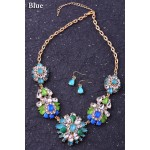Ibiza Crystal Stone Necklace