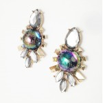 Cleopatra Aurora Borealis Earrings